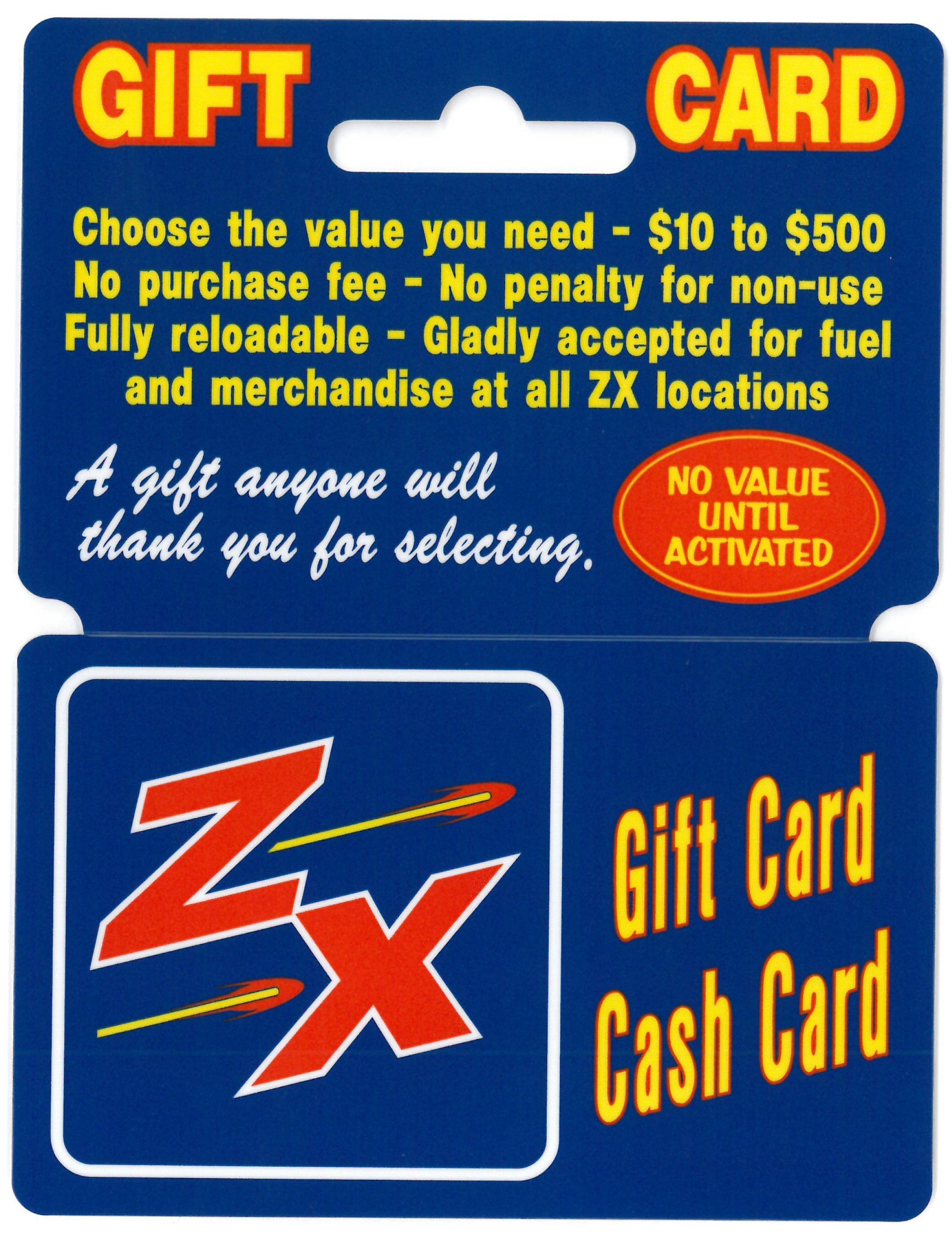 About - ZX Gas Stations and Convenience Stores